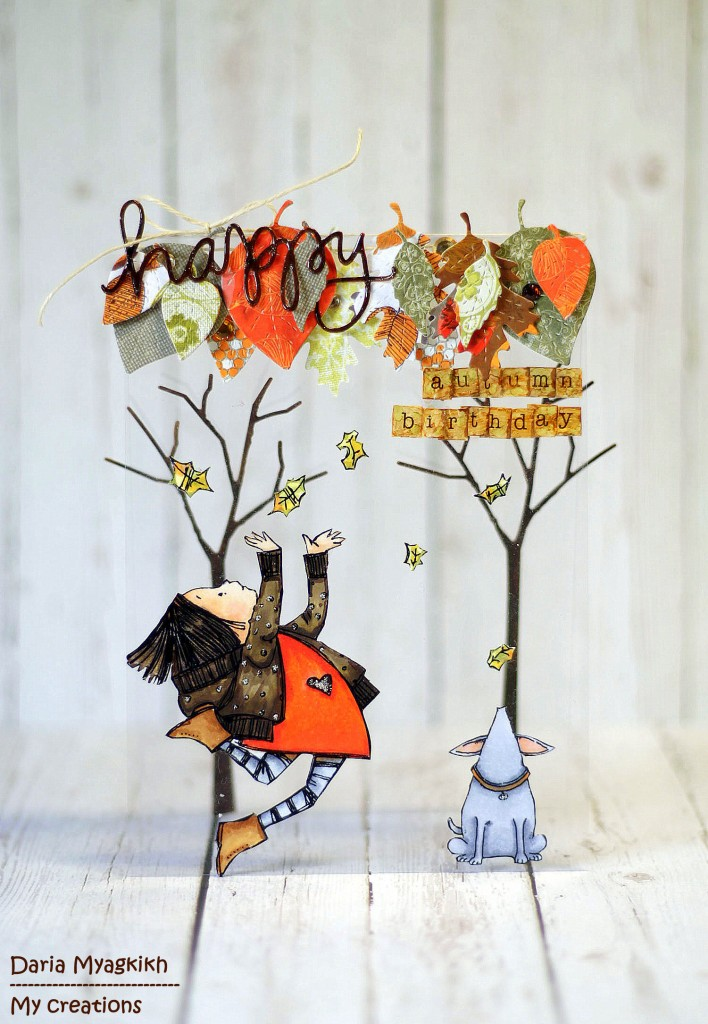 Daria Myagkikh----------------------------My creations