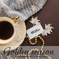 Завдання вересня Золота пора/Golden season