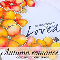 """Завдання жовтня """"Осінній роман""""/October challenge """"Autumn romance"""""""