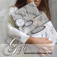 """Завдання грудня """"Подарунок""""/December challenge """"Gift"""""""