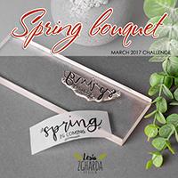 "Завдання березня ""Весняний букет"" / Challenge ""Spring bouquet"""