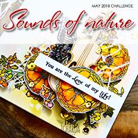 "Завдання травня ""Звуки природи"" / ""Sound of nature"""